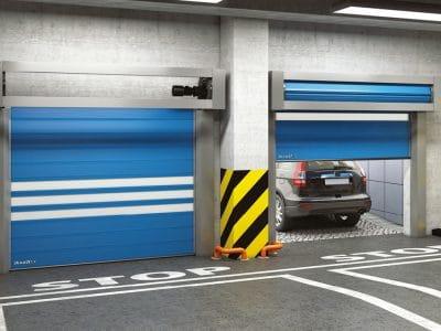 Скоростные ворота