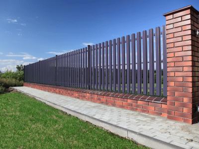 Забор в Пензе